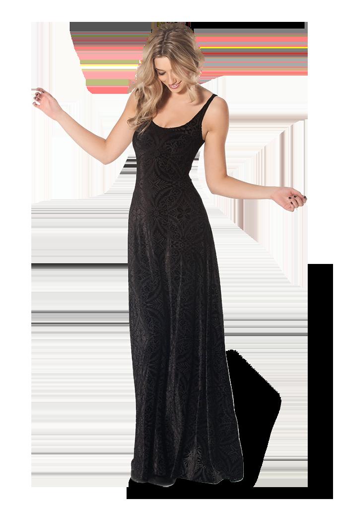 79e234aec04e7 Burned Velvet Maxi Dress › Black Milk Clothing | Playing Dress-up ...