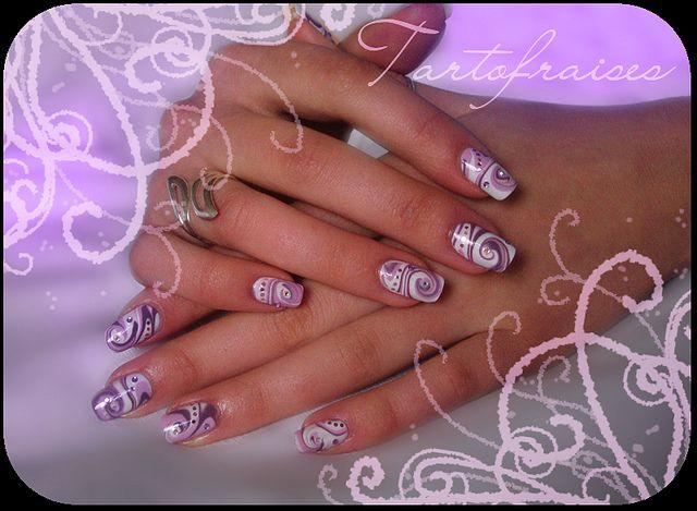 Tartofraises Nail Art Beautiful Nail Art Nail Nail And Nail