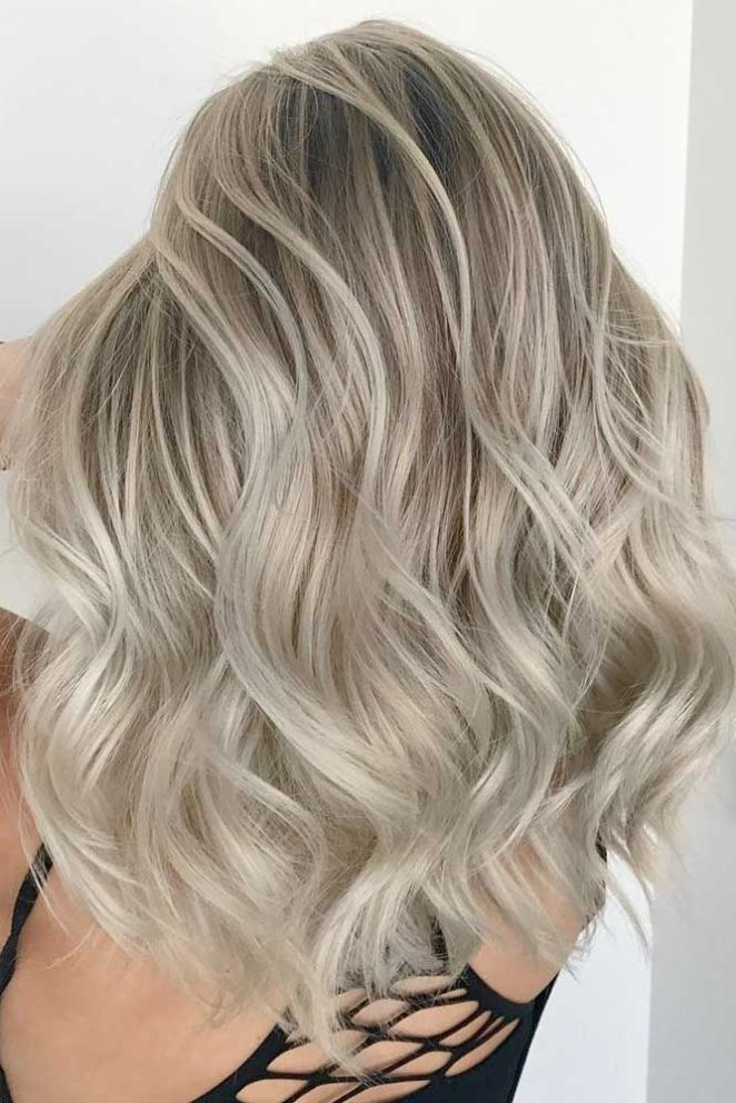 Cheveux long a la mode 2018