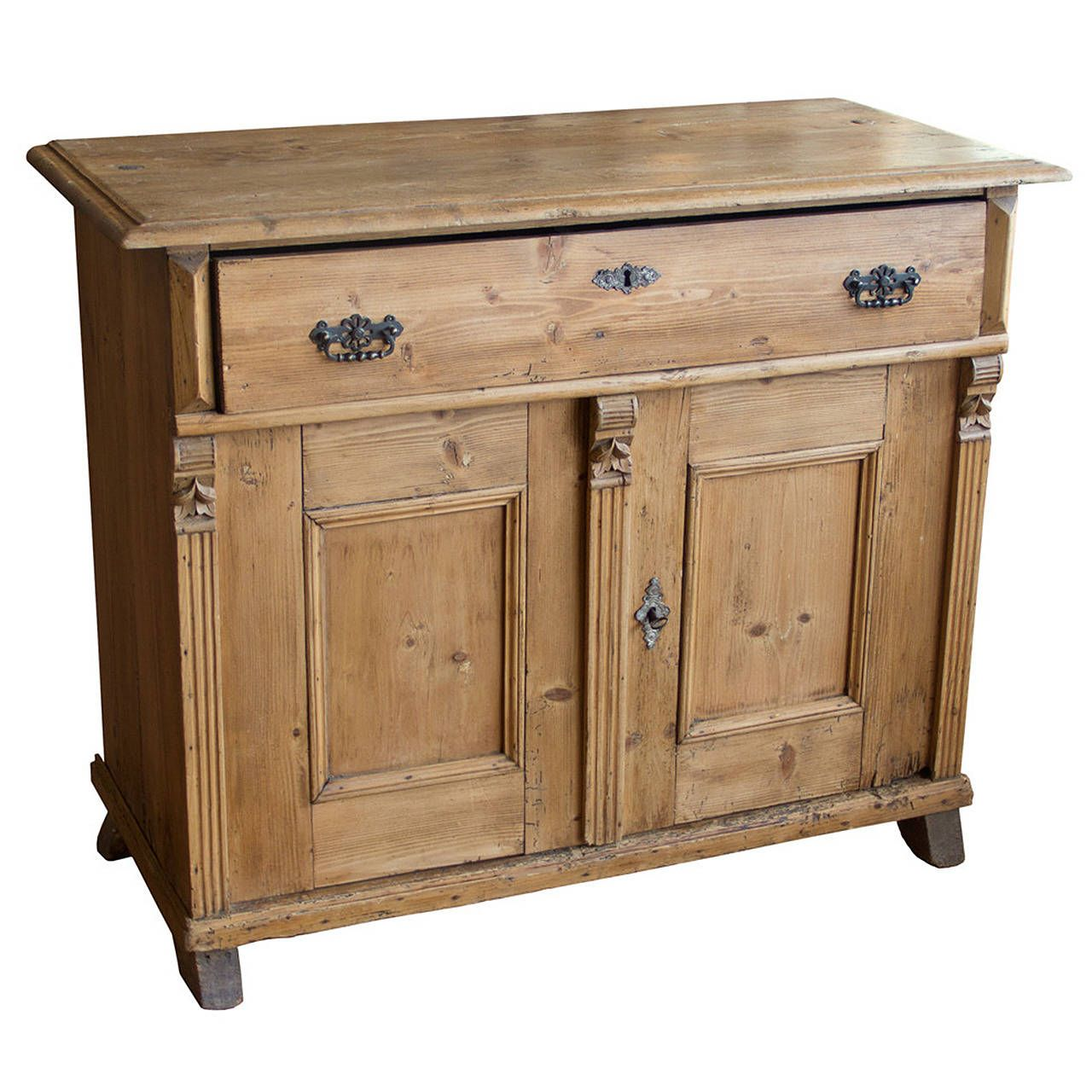 Superb Antique English Pine Cupboard Pine Bedroom Furniture, English Antique  Furniture, Farmhouse Furniture, Primitive