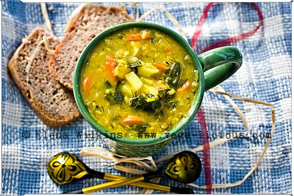 Ironlicious lentil soup iron rich foods vegan soup and vegans food iron rich forumfinder Image collections