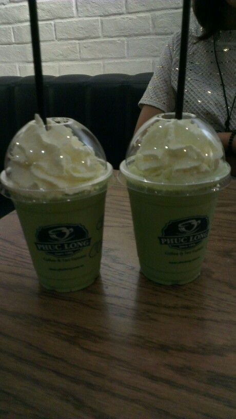 Photo of Green tea iced blended