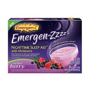 emergen-c and zoloft