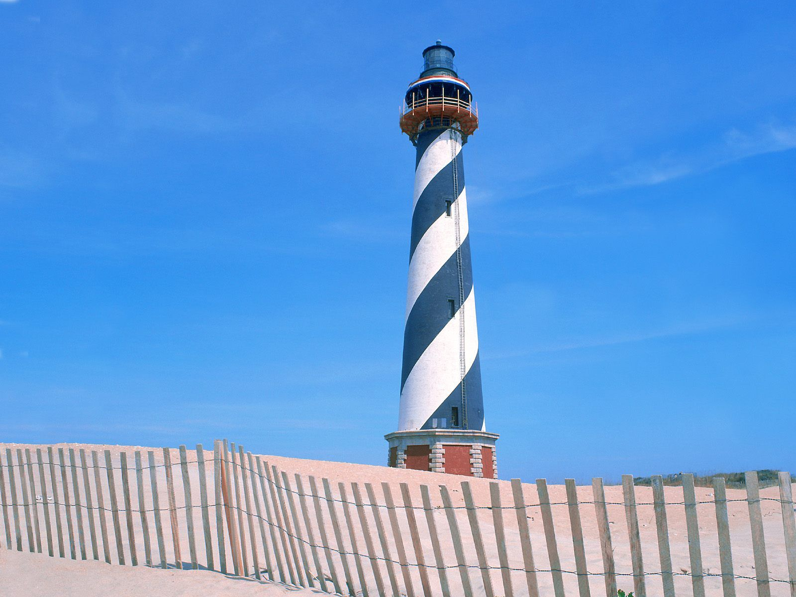North Carolina Outer Banks Lighthouses Cape Hatteras
