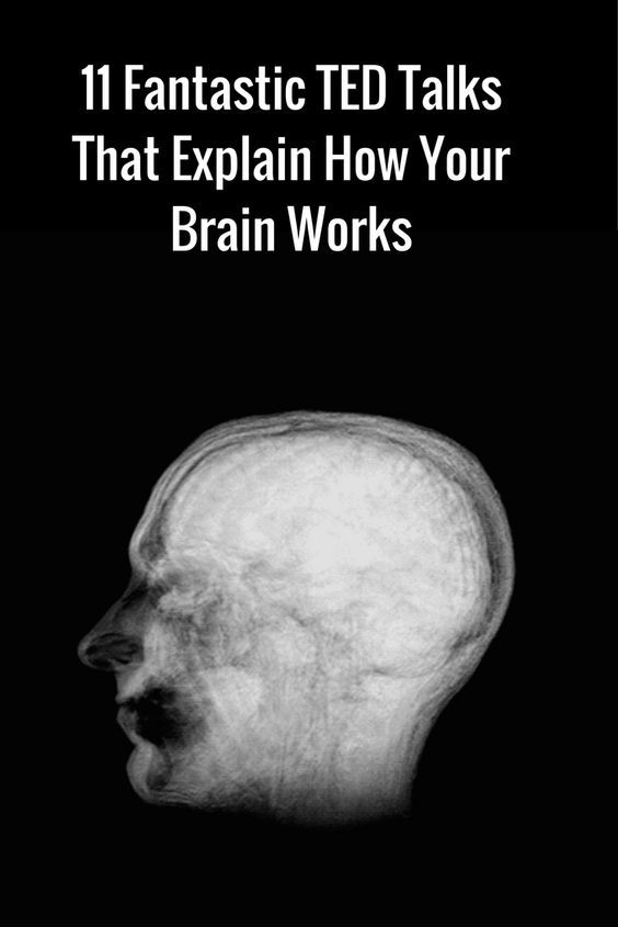 11 Fantastic TED Talks That Explain How Your Brain Works is part of Ted talks -