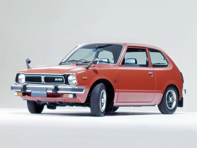 ホンダ シビック 初代 '72 | 四輪 | Pinterest | Honda, Honda