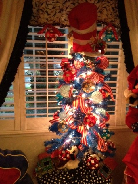 Pax's Cat In The Hat Christmas Tree