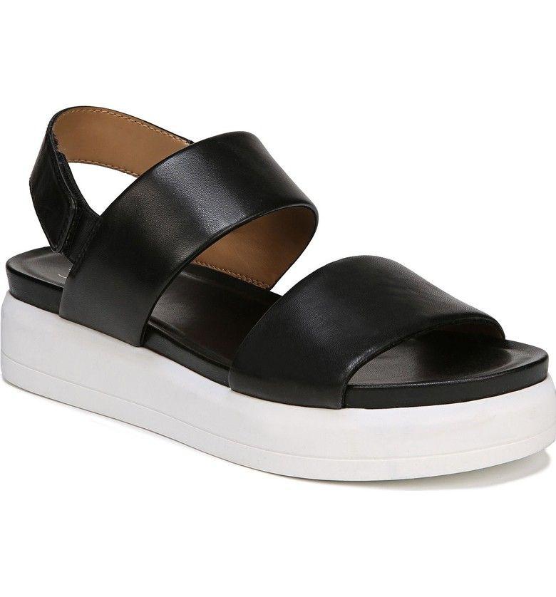 Platform wedge sandals, Flip flop shoes