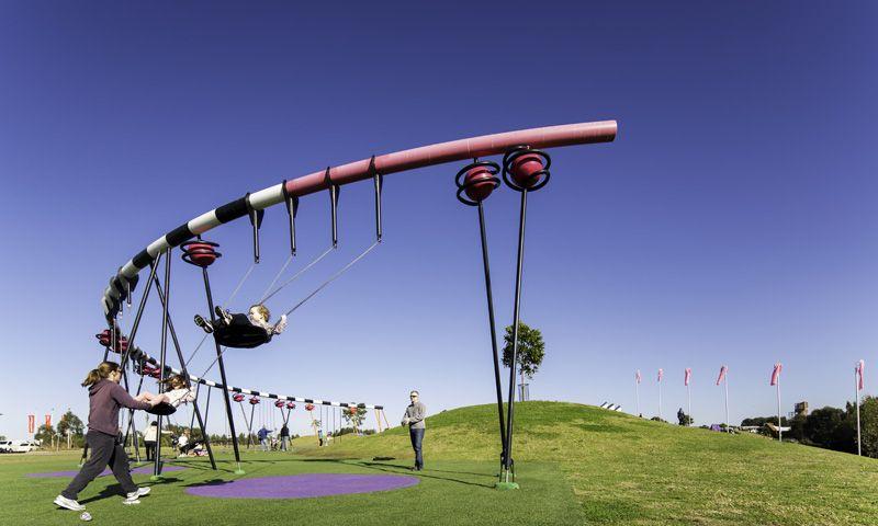 2012 Blaxland Riverside park Sydney JMD Desing