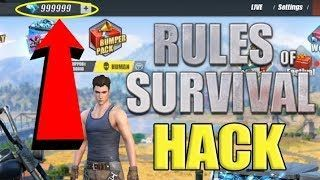Rules Of Survival Hack Ios Get Free Diamonds And Gold Game Cheats Android Hacks Play Hacks