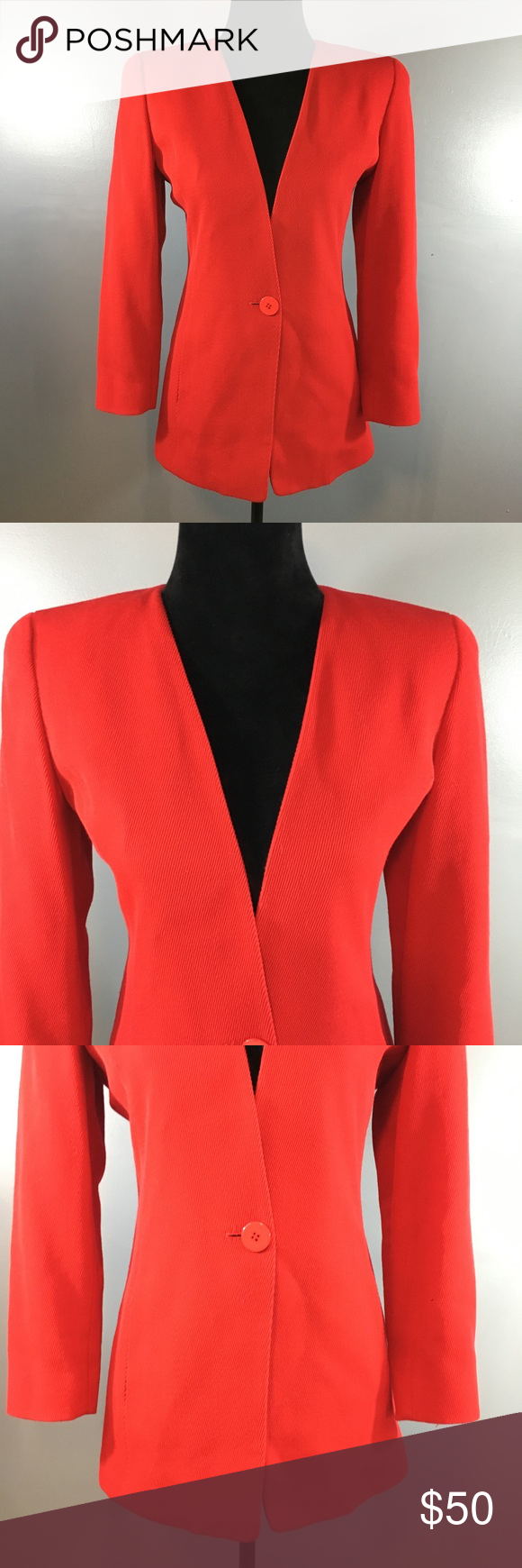 Linda Allard Ellen Tracy Suit A Great Variety Of Models Clothing, Shoes & Accessories