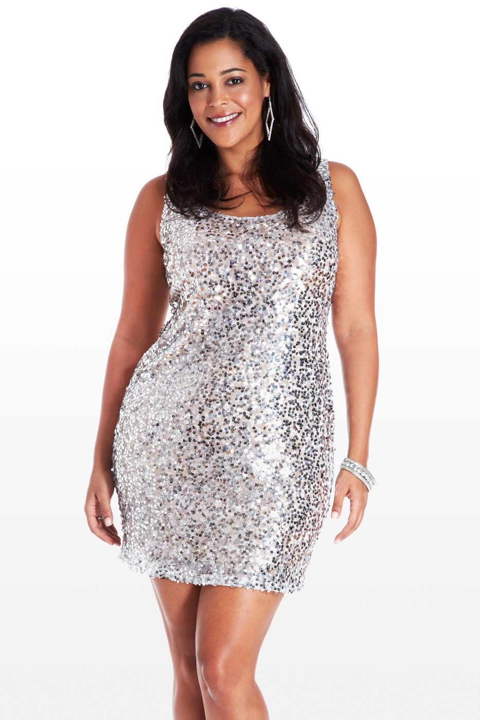 400fc5f80b A cool splash of silver to heat up your party-garb