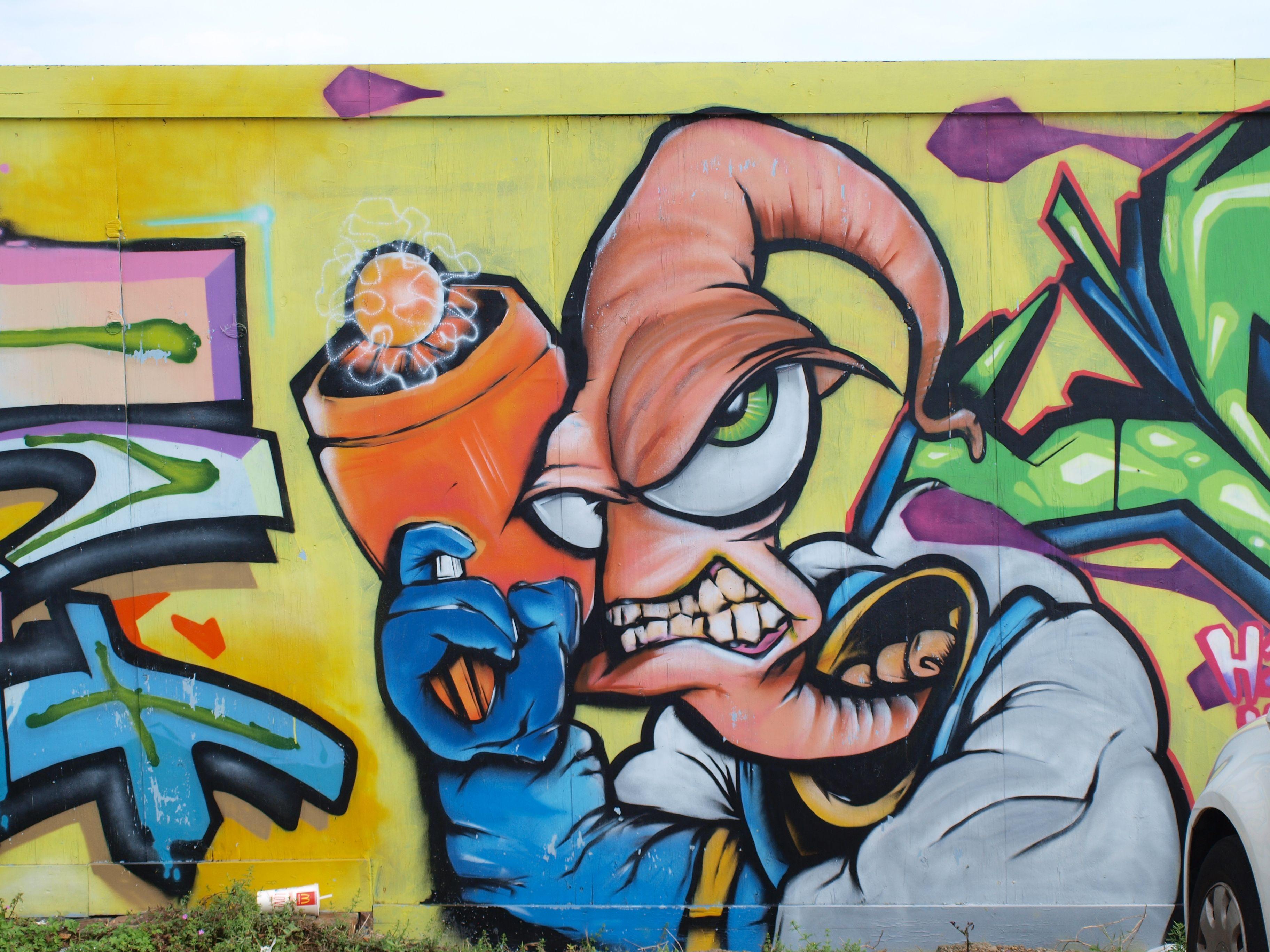 Urban Art Sheffield