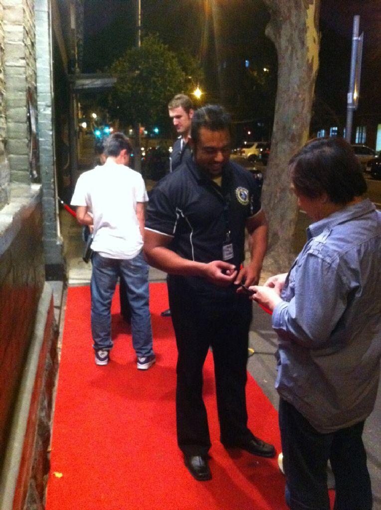 Event Security Guards Melbourne