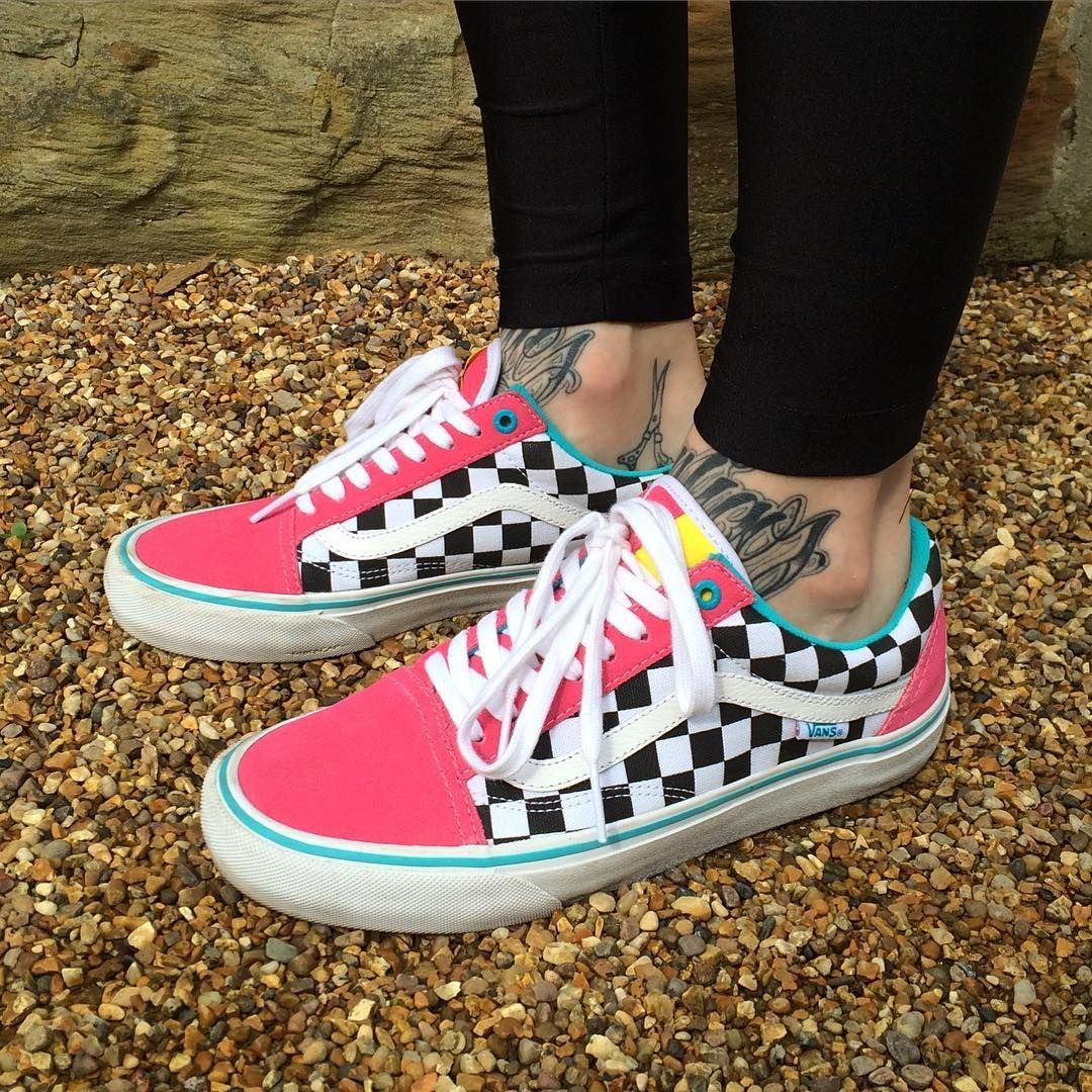 Golf Wang x Vans Old Skool Pro