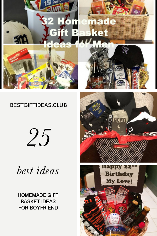 25 Best Ideas Homemade Gift Basket Ideas for Boyfriend #boyfriendgiftbasket Best ideas regarding 25 Best Ideas Homemade Gift Basket Ideas for Boyfriend. Get this Fabulous  #GiftIdeasforBoyfriend and Pin this article right now! #boyfriendgiftbasket