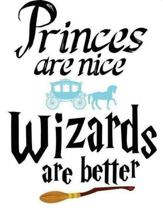 Wizards are better! :)