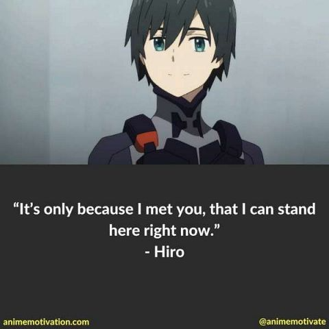 13 Of The BEST Darling In The Franxx Quotes Fans Will Love
