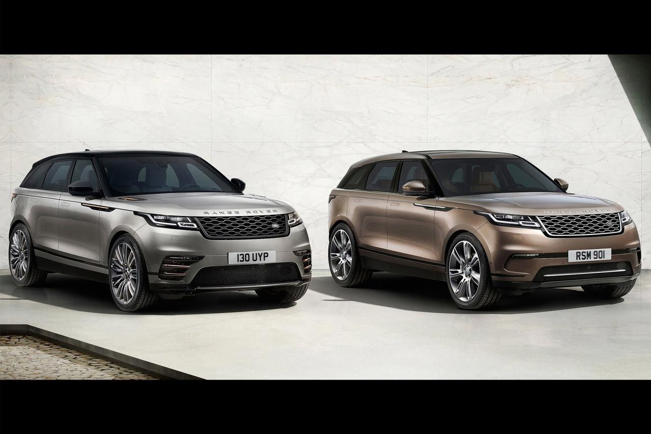 The New Range Rover Velar Is The Latest Member To Join The Suv Family It Is Positioned Between Range Rover Evoque And Range Rover Sport