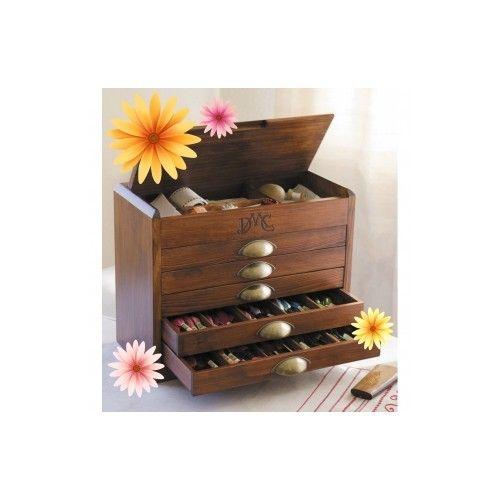 Meuble Vintage en bois 7600 - Rangement - DMC * HAPPYLIST  les