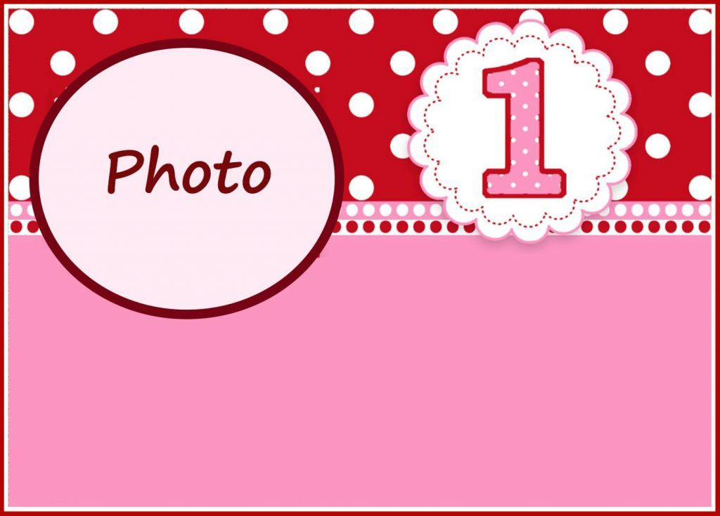 Custom First Birthday Invitation Template Coolest Invitation - first birthday invitations templates
