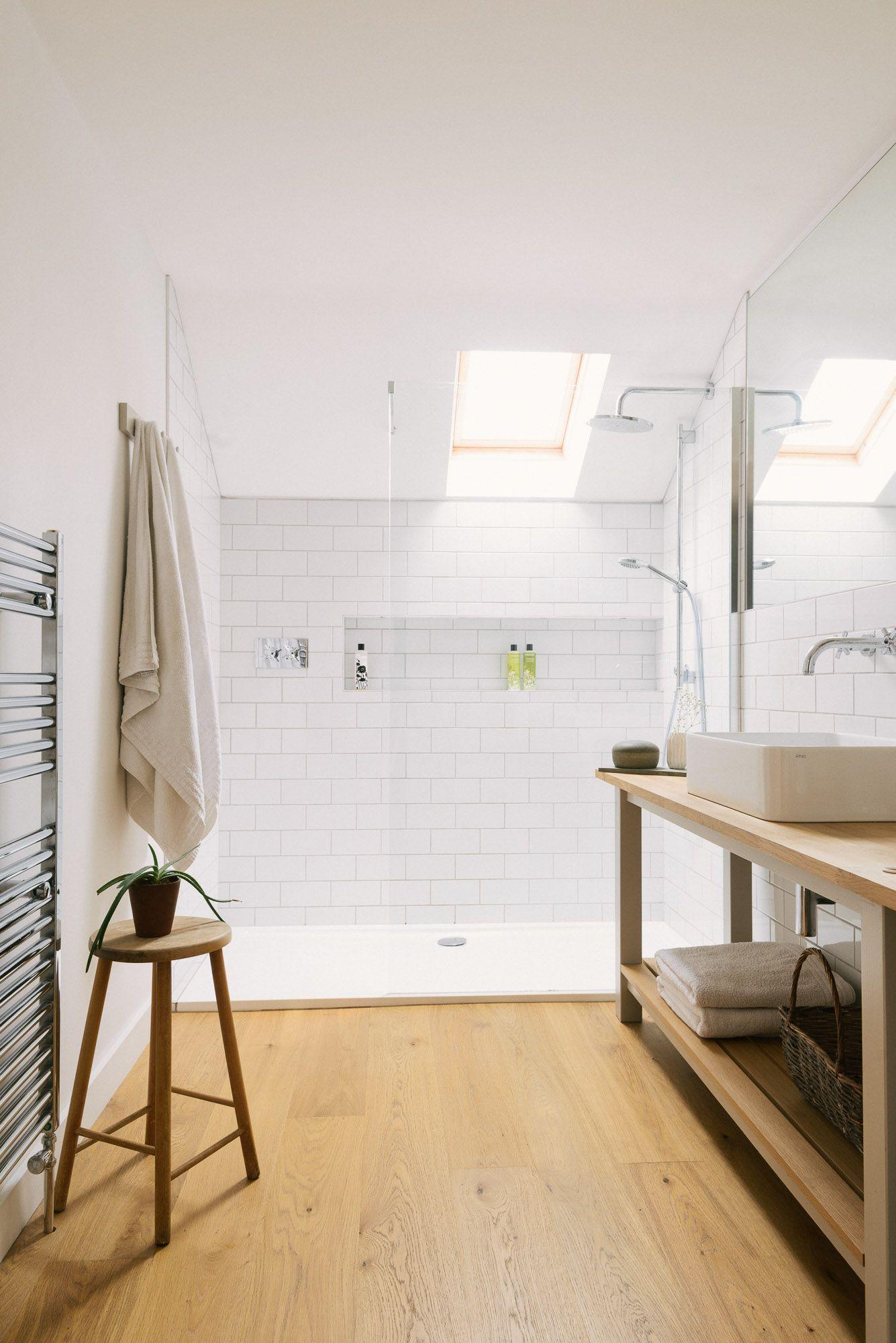 Rhiannon Payne-29.jpg | Built in shower shelf, Shower ...