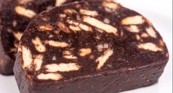 La Ricetta Del Salame Di Cioccolato Senza Uova E Burro Ultime
