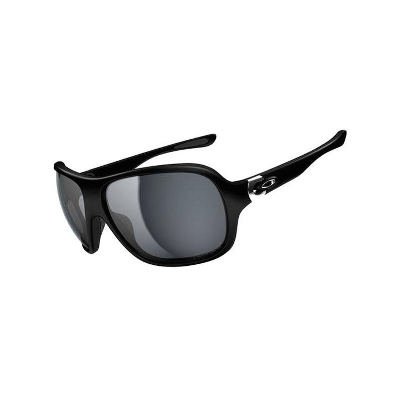 Oakley Underspin Polarised Polished Black Sunglasses