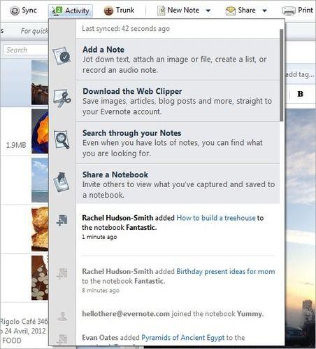 Educational Technology Guy: Evernote Updates it's Chrome Web