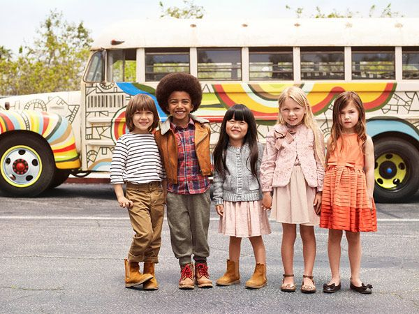 Kids clothing - especially the girls' dresses