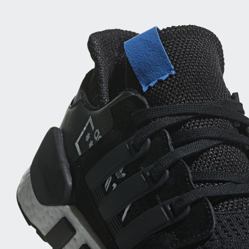 EQT Support 91 18 Shoes Core Black   Core Black   Bluebird D97061 Adidas Men 3f442765d