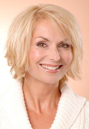 Anti Aging Fur Die Haare Diese Frisuren Machen Junger Frisuren Die Junger Machen 50er Frisur Frisuren