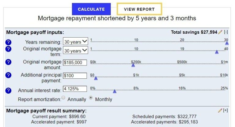 What Is An Amortization Schedule Use This Chart To Pay Off Your Mortgage Amortization Schedule Mortgage Amortization Calculator Mortgage Repayment Calculator