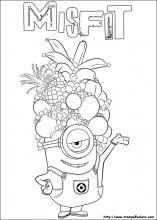 Disegni Di Minions Da Colorare Minions Minions Minions Dibujos