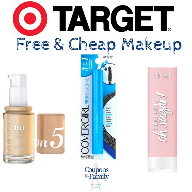 Who wants FREE & Cheap Covergirl Makeup? Head over to
