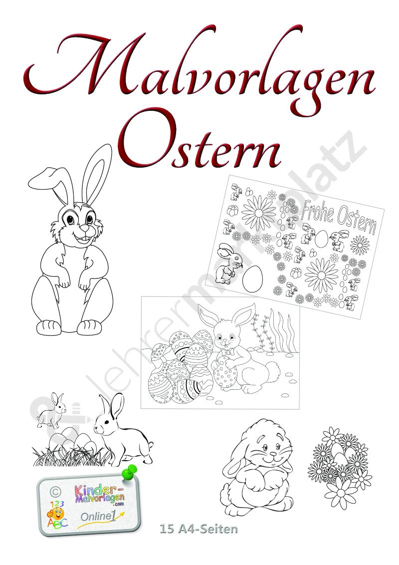 Ziemlich Ostern Mathe Arbeitsblatt Spaß Arbeitsblätter Für Die ...