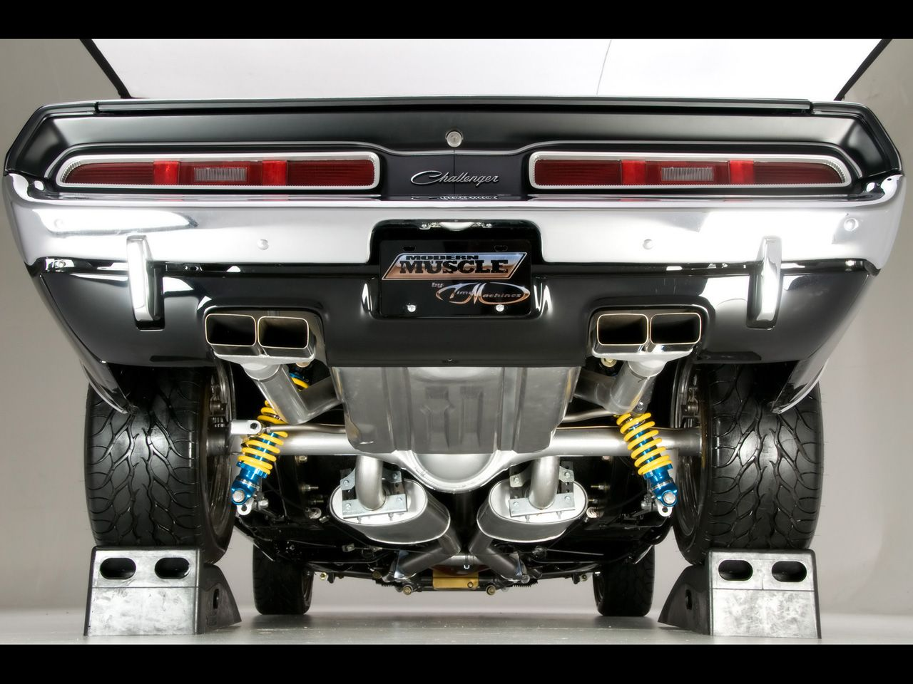 1971 Dodge Challenger R/T by Modern Muscle | Classic Muscle Cars ...