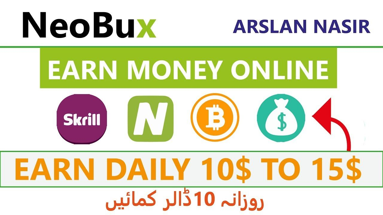 Neobux Earn Money Online Earn Free Bitcoin Free Usd Earn Daily!    -
