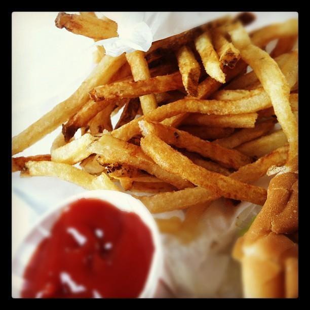 Hat Creek Fries Sooooo Yummy You Should Try Them Hatcreekburgers Com Fries Food Austin Food Yum