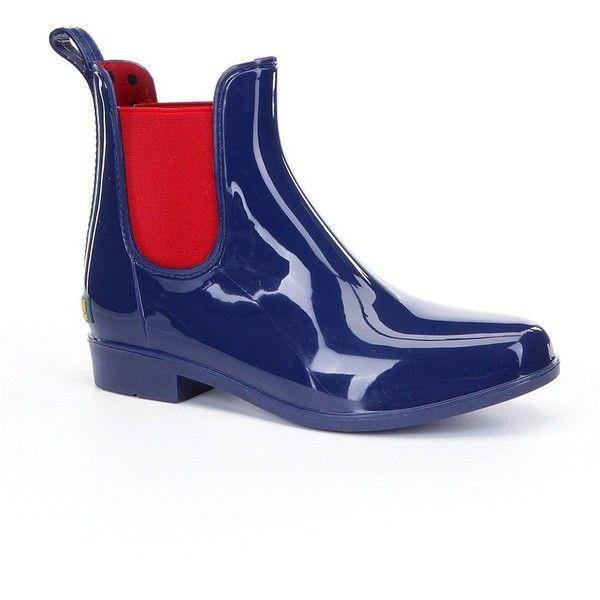 Tally Chelsea Rain Booties hyjk36YqW
