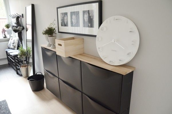 homemade makeovers scandinavian hallway inspiration and why do i love shopping at ikea. Black Bedroom Furniture Sets. Home Design Ideas