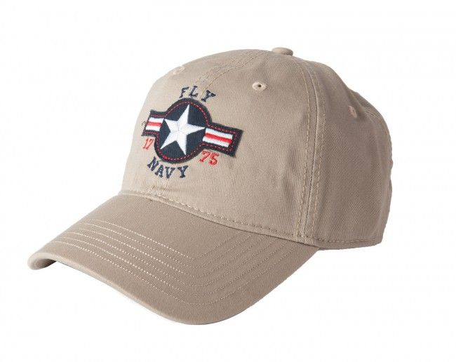 facd38f7520 Fly Navy Cap Washed Twill Cap Double washed (before and after construction)  for an exceptional feel Unstructured low profile for a relaxed and  comfortable ...