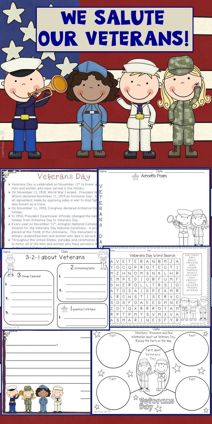 Why is veterans day important - These Activities Will Help Students Research And Learn Information About Veterans Day This Important Holiday