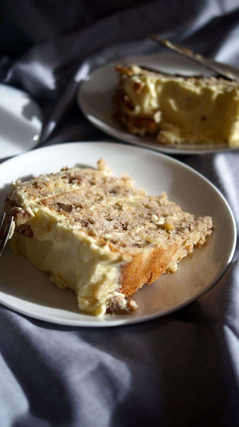 Cake with carrot and ricotta Recipe in 2020