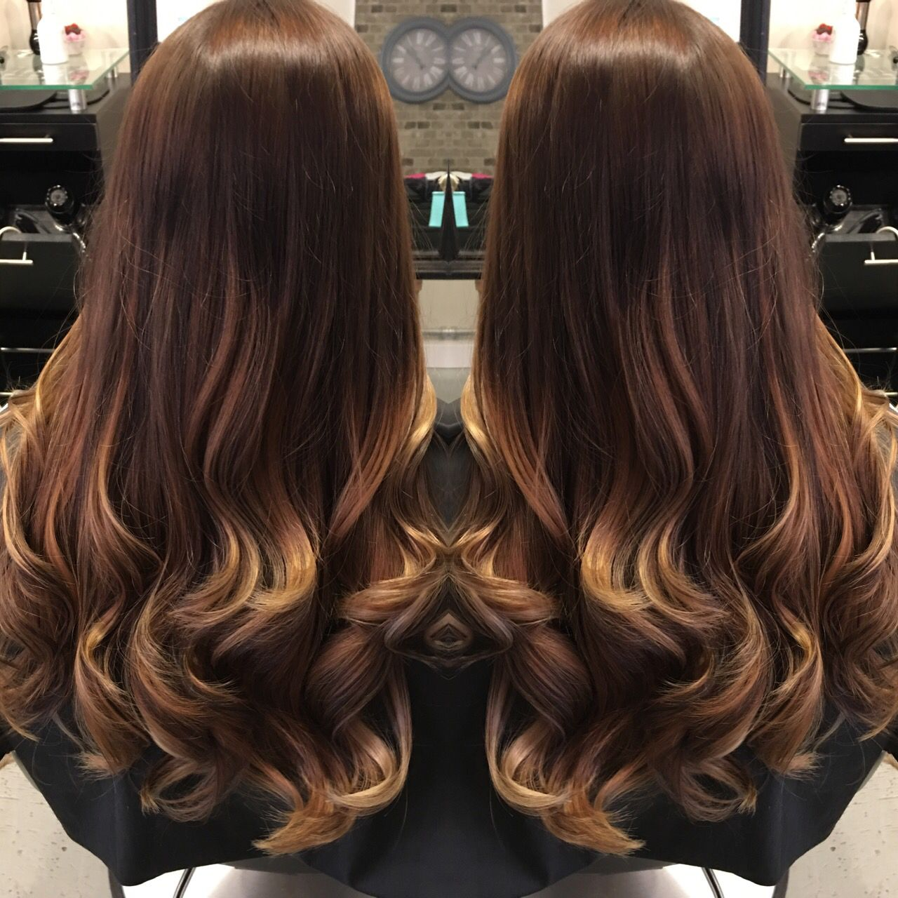 Hair By Courtenaye Butterscotch Chocolate Brown Balayage Brown Hair Balayage Brown Balayage Balayage Hair Blonde Medium