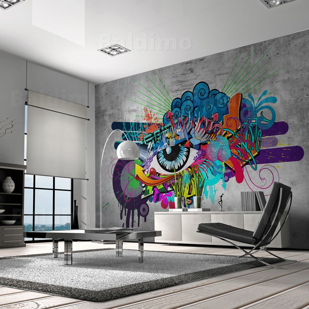 graffiti wallpaper for bedrooms - Google Search | Graffiti ...