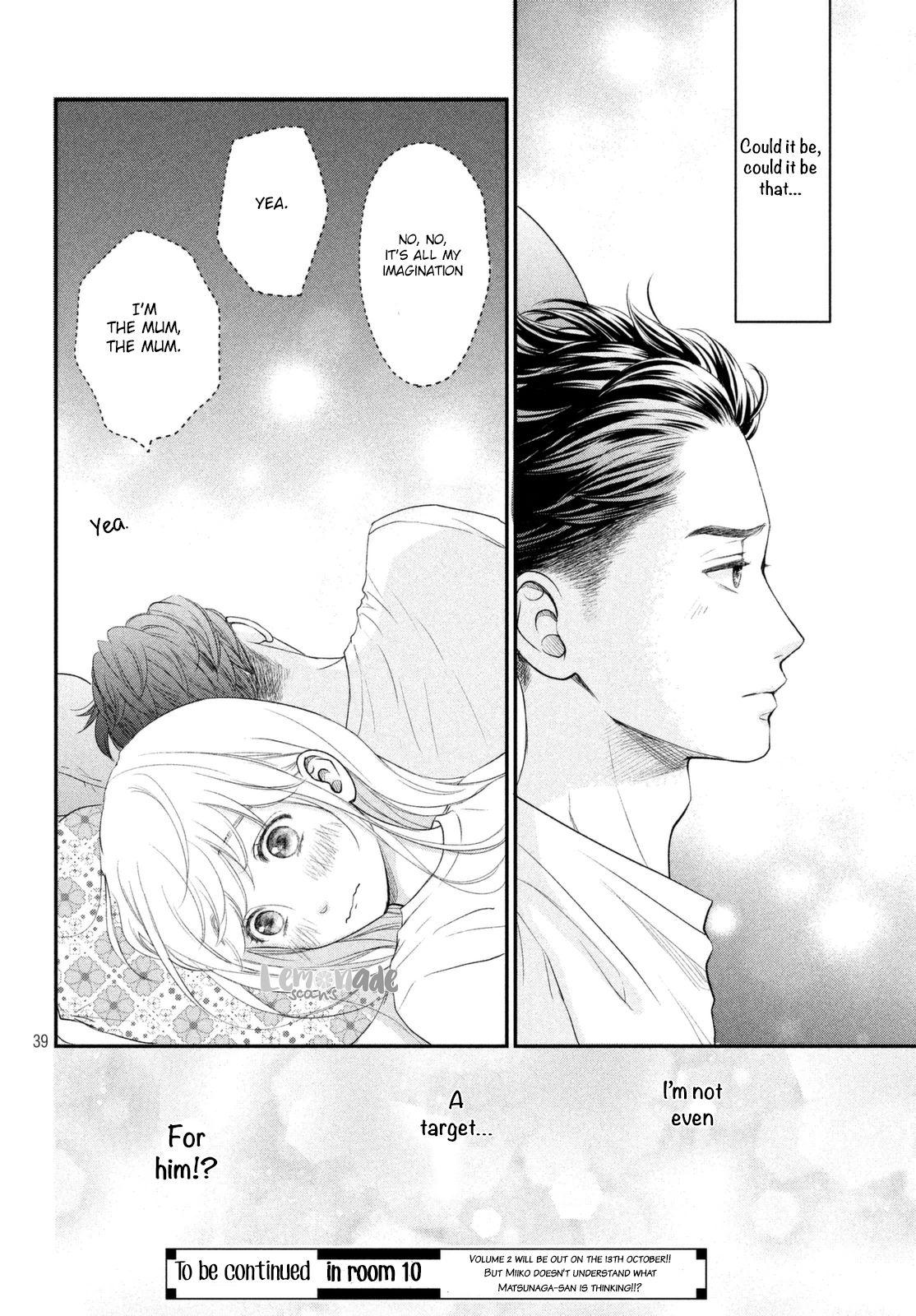 Living No Matsunaga San Vol 3 Ch 9 Stream 2 Edition 1 Page All Mangapark Read Online For Free In 2020 San Manga Read Online For Free