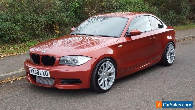 Car For Sale Wow L K 2008 Bmw 135i Coupe 1 Series 500 Bhp