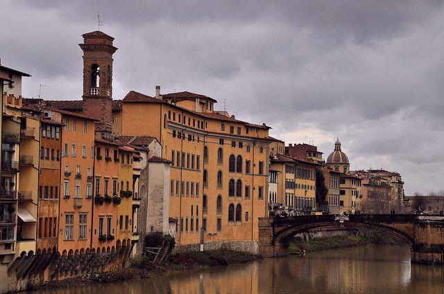 Lungarno Firenze-Italia| Flickr – Condivisione di foto!