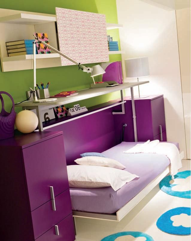 Small Bedroom Ideas for Cute HomesFurniture Small rooms and